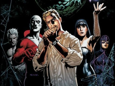JUSTICE LEAGUE DARK Without Magic? - AMC Movie News