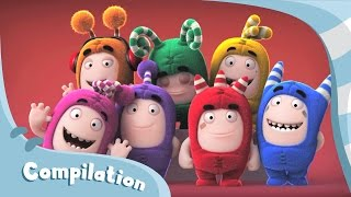 Oddbods | Chinese New Year Compilation