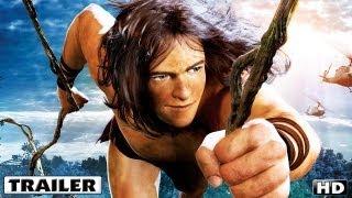 Tarzan Trailer Teaser 2014 - VO