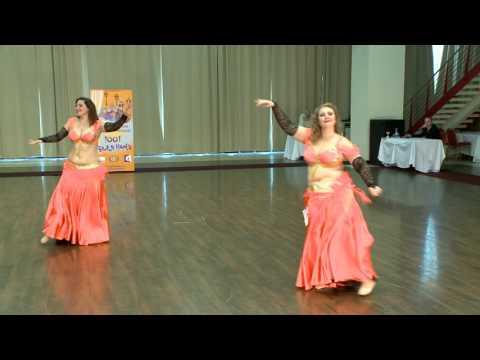 Танец живота. Belly Dance. Mix - Emad Saiah.
