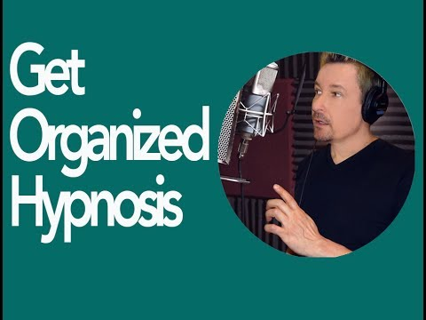 Get Organized Platinum Hypnosis By Dr. Steve G. Jones video