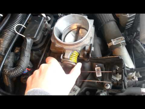 GMC Yukon 5.7 Vortec - Lower intake gasket leak