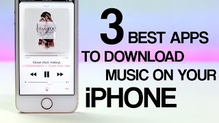 TOP 3 Best Apps to Download Free Music on Your iPhone (OFFLINE MUSIC) | 2017 #3