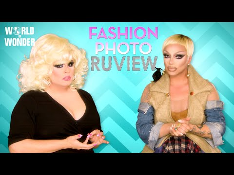 "RuPaul's Drag Race Fashion Photo RuView w/ Delta Work and Raven Season 8 Episode 10 ""Grand Finale"""