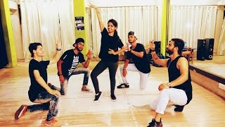 CHEEZ BADI HAI MAST | MACHINE | UNIQUE DANCE CREW CHOREOGRAPHY BY VIPIN SHARMA