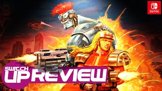 Blazing Chrome Switch Review - Run 'n' Gun FUN?