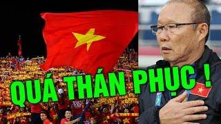 Hóa Ra Thầy Park Hoãn Kí Hợp Đồng Với Việt Nam Vì Lý Do Này, Nghe Mà Bội Phần Thán Phục