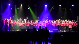 Manchester Harmony Gospel Choir - Our God is an Awesome God
