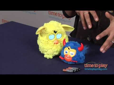 Furby Party Rockers from Hasbro