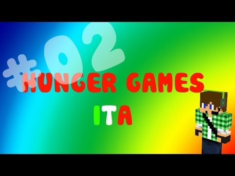 Minecraft Hunger Games ITA - #2 - Mamma, sono un cheater D: