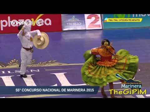 FINAL PREINFANTES 2015 ( HD ) - 55 CONCURSO NACIONAL DE MARINERA 2015