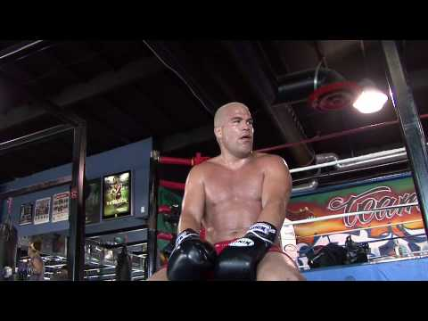 Tito Ortiz - 1st Day of Training since surgery Image 1