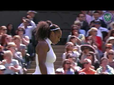 2016, Day 8 Highlights, Serena Williams vs Anastasia Pavlyuchenkova