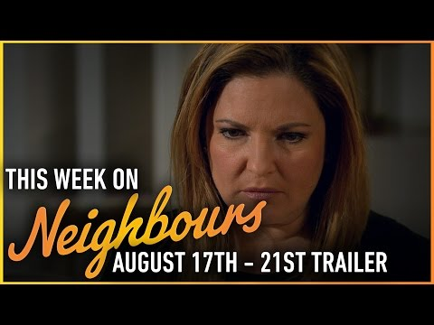 This week on Neighbours (August 17th - 21st)