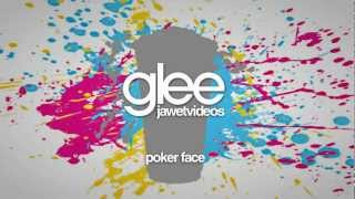 Watch Glee Cast Poker Face video