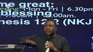 Prophetic Declaration For The New Year (2020) & New Decade By Pastor Yemi Davids