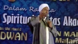 Ar Ridwan di UIN Tausiyah Habib Hasan bin Ismail Al Muhdor