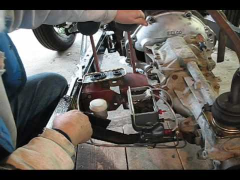 Bench Bleed Master Cylinder Rat Rod Youtube