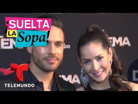 ¡Carmen Villalobos se comprometió con Sebastián Caicedo! | Suelta La Sopa | Entretenimiento