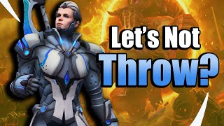 Please No Throw! Anduin Holding Out - Heroes of the Storm w Kiyeberries
