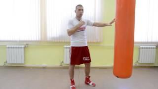 Мастер класс по боксу от чемпиона мира Андрея Сироткина, хук!