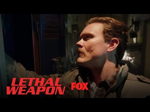 Murtaugh Gets Riggs Out Of A Potentially Bad Situation | Season 1 Ep. 12 | LETHAL WEAPON thumbnail