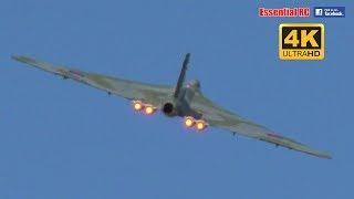 RC AVRO VULCAN XH558 turbine jet with *AFTER-BURNERS* (Tony Nijhuis Designs) [*UltraHD and 4K*]