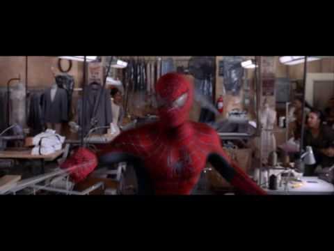 El Hombre araña - Spiderman-Capitán Memo Aguirre
