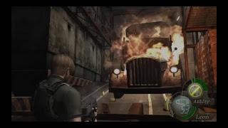 Resident Evil 4 walkthrough:  Chapter 5-2