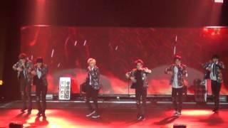 [Part 2] Infinite (인피니트) - Paradise (파라다이스) - Infinite Effect Live in MANILA