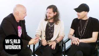Interview w/ Susanne Bartsch Documentary Directors, Anthony&Alex!