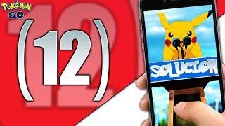 """Pokemon GO ¡UNICA SOLUCION ERROR 12! """"COMO SALTAR PARCHE SEGURIDAD"""" VER Y CAPTURAR TODOS LOS POKEMON"""