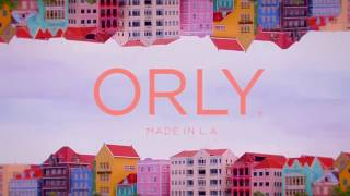 ORLY Pastel City Spring 2018
