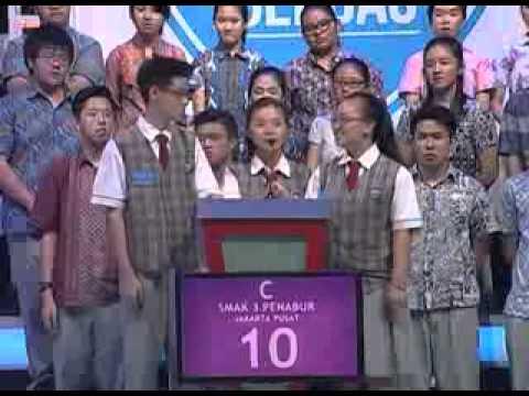 OLIMPIADE INDONESIA CERDAS - RTV RAJAWALI TELEVISI