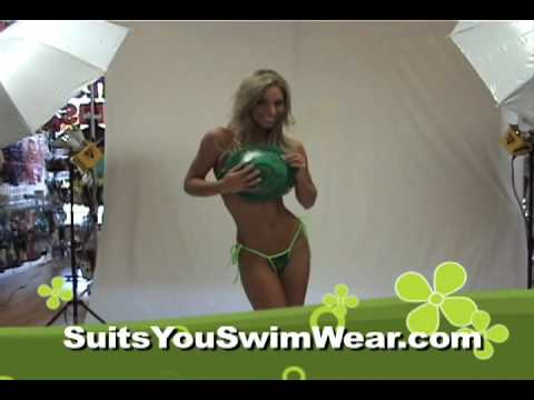 St. Patricks Day Surprise from Suits You Swimwear