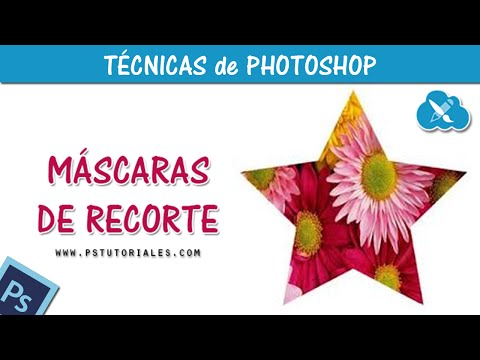 Photoshop - Máscaras de recorte