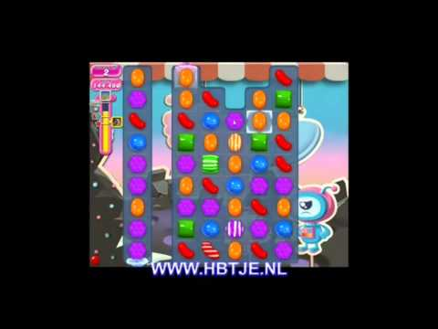 Candy Crush Saga level 96 to 110