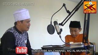 SUKSES MTQ Mohammad Hafidz FZ H.Mu'min Aenul Mubarok