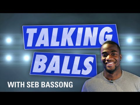 Talking Balls, Goal Celebrations with Chris Cohen & Sebastein Bassong and Neil Cole & Jim Smallman