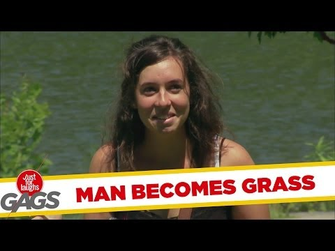 Man Becomes Grass
