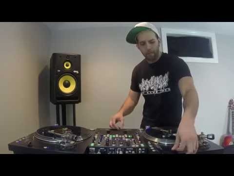 Red Hot Chili Peppers / Stickybuds DnB Set (DMC Online 2015)