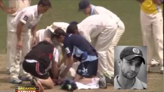 Phillip Hughes has passed away-[Breaking News]