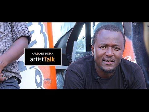Matatu Graffiti Art - Lithium Arts Kenya
