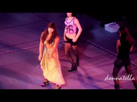 Fancam  131024 Ss5 Manila   Cross Dress Performance