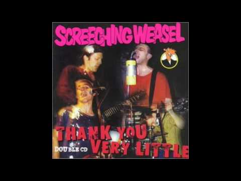 Screeching Weasel - Amy Saw Me Looking At Her Boobs