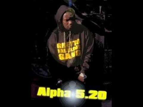 Alpha 5.20- Clash booba