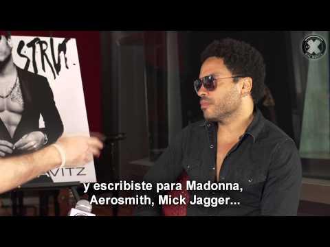 Lenny Kravitz en entrevista en ONE2FIVE
