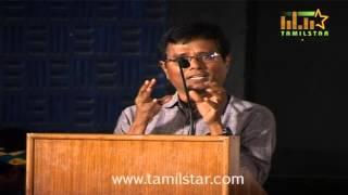 Maatraan - Director Sasi at Pappali Movie Audio Launch