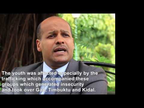 Dr Mohammad Mahmoud Ould Mohamedou (on Drug Trafficking in Mali)
