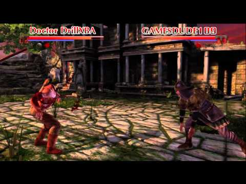 Deadliest Warrior Dlc Expansion Pack 1 Skirmish Mode  Hd 720p Xbox 360 video